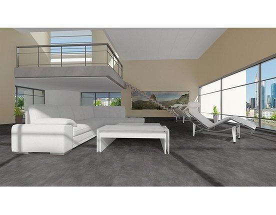 kuvendo vinyl fu boden schieferfliese schwarz 4 mm. Black Bedroom Furniture Sets. Home Design Ideas