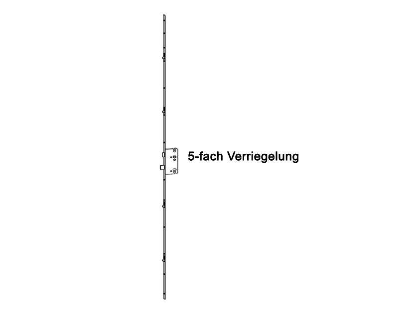 NebeneingangstUr Holz 5 Fach Verriegelung ~ Details about kuporta Kunststoff Haustür Nebeneingangst ür weiß