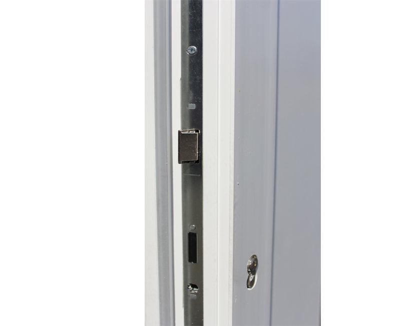 NebeneingangstUr Holz 5 Fach Verriegelung ~ Details about Kunststoff HAUSTÜR Haustüren anthrazit Savona Türen