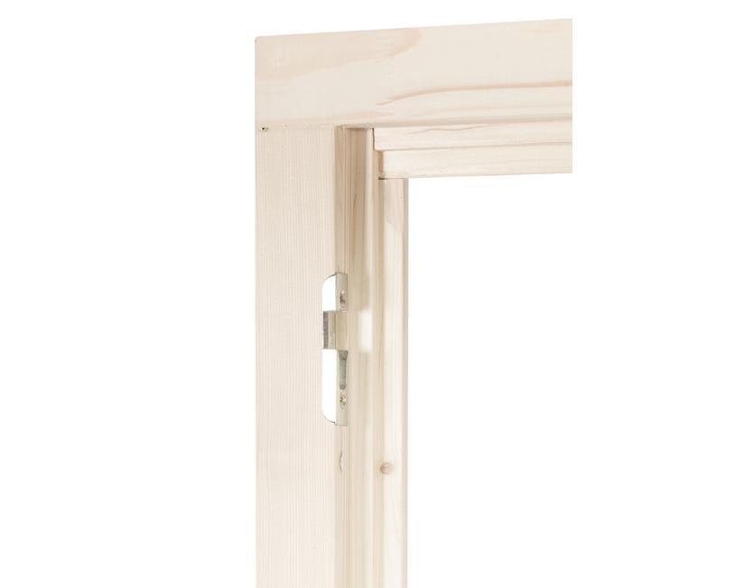 NebeneingangstUr Holz 5 Fach Verriegelung ~ kuporta Holz Mehrzwecktür Fichte Betzigerode Kellertür mit Glas