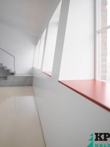 werzalit kunststofffenster fensterbank compact ebay. Black Bedroom Furniture Sets. Home Design Ideas