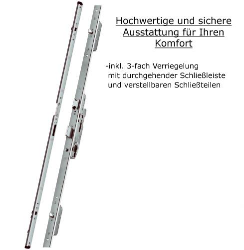 k ster aluminium kellert r modell 5506 2 nebeneingangst r haust r nach ma. Black Bedroom Furniture Sets. Home Design Ideas