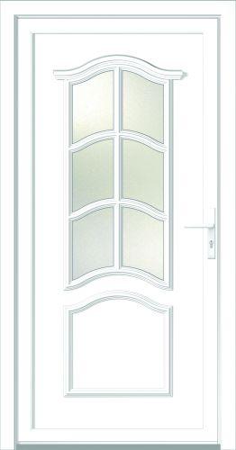 aluminium haust r haust ren t r t ren kerstenhausen neu ebay. Black Bedroom Furniture Sets. Home Design Ideas
