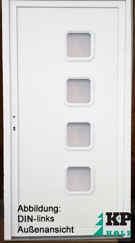 Kunststoff-Haustuer-Haustueren-Ancona-Tueren-NEU-DIN-links-oder-rechts-weiss