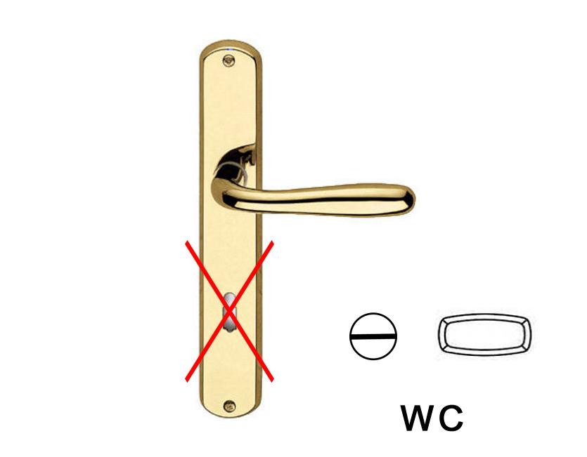 Türdrücker Türbeschläge Messing /< Ariane 2 /> Türgriff Zimmertür Drücker Garnitur