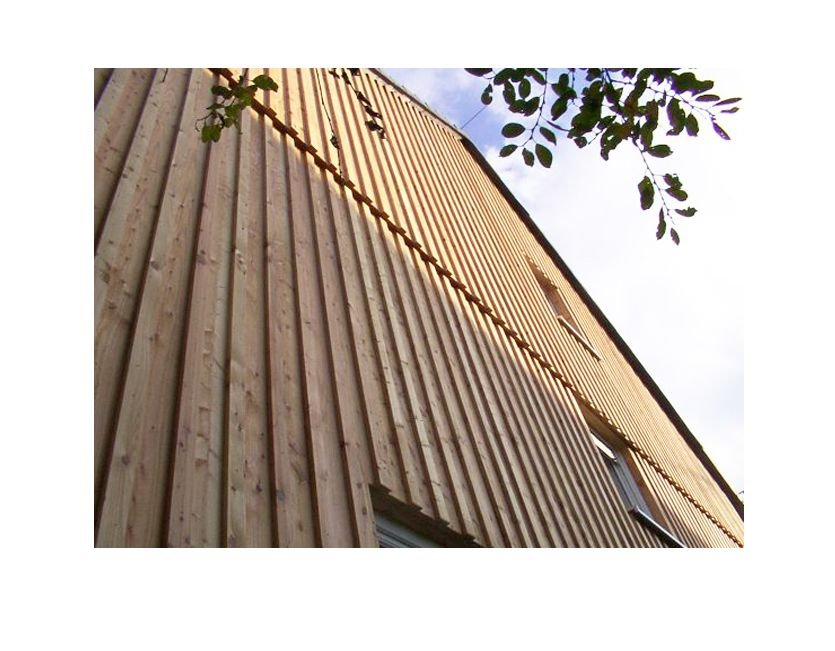 sibirische l rche boden deckel profil fassade dach wand verkleidung schalung ebay. Black Bedroom Furniture Sets. Home Design Ideas